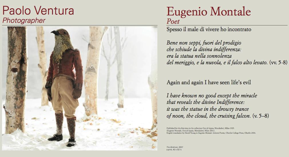 Eugenio Montale poems